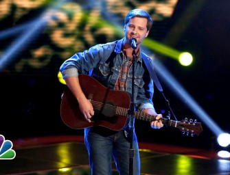 Interview with Brian Pounds, The Voice Season 5 Contestant