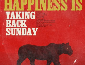 Taking Back Sunday: Happiness Is Review