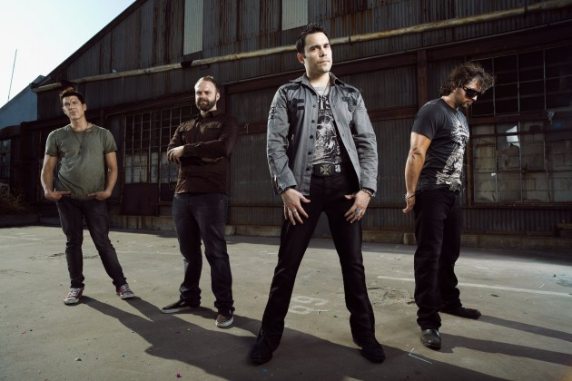 Interview with TRAPT Vocalist - Chris Taylor Brown - STATIC MAGAZINE