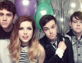 Echosmith, Interview: Warped Tour