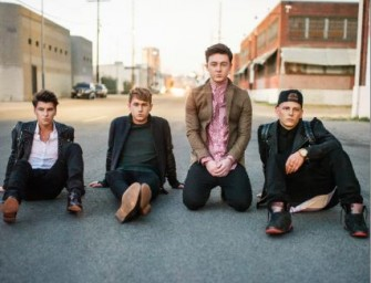 UK Band Rixton Steals The Show At 2014 Teen Choice Awards