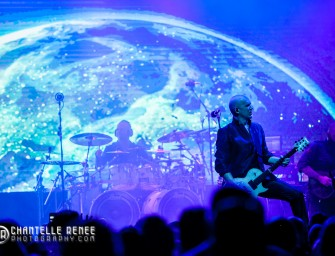 A Beautiful Voyage: Devin Townsend, Animals as Leaders, Monuments