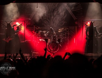 Satanic Showers:  An Evening of Pagan Decadence with Cannibal Corpse and Friends