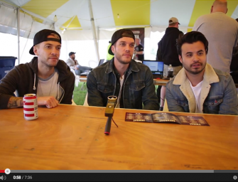 Rocklahoma 2015 Interview: Young Guns