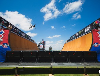 X Games Day 1 Photo Recap