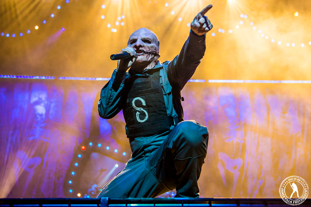 Slipknot (Chesapeake Arene - Oklahoma City, OK) 11/5/14 ©2014 James Villa Photography, All Rights Reserved