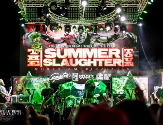 The Rise of Summer Slaughter 2015