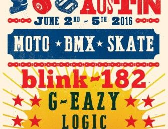 X Games Austin 2016 Reveals Sport Disciplines and Music Lineup