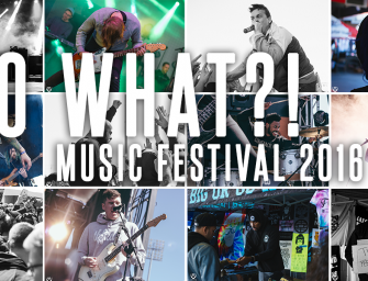 So What?! Music Festival 2016