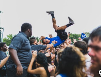 2016 Vans Warped Tour – San Antonio, Texas