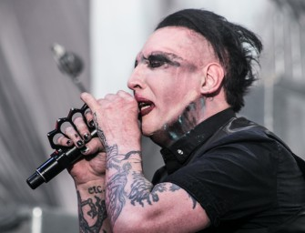 Marilyn Manson and Slipknot Live in Seattle