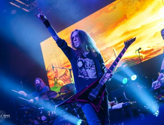 I Worship Chaos Tour: Children of Bodom, Abbath, Exmortus, ONI
