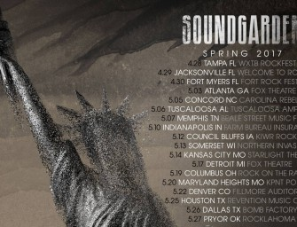 Soundgarden Announce North American Tour Dates