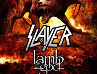 Slayer Announce Summer Tour Dates w/Lamb of God, Behemoth