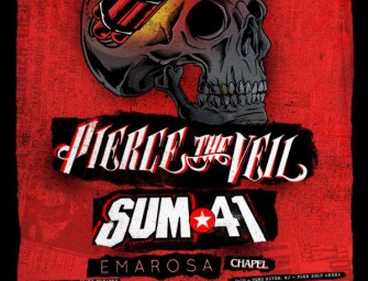 SUM 41 + Pierce The Veil Announce Spring Tour