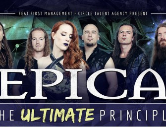 EPICA Announces Tour with Lacuna Coil