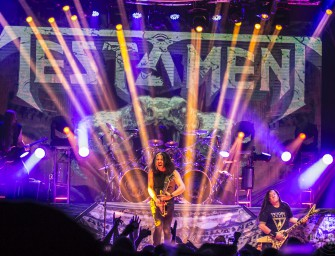 Testament and Sepultura, Live in Dallas