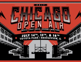 Chicago Open Air 2017 Lineup Announced