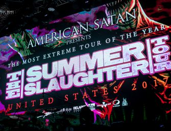 Summer Slaughter 2017, Live at Gas Monkey