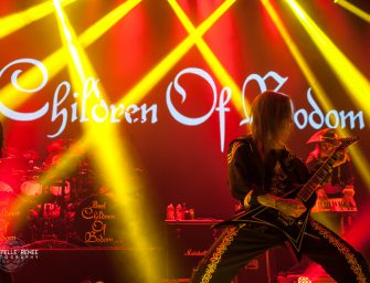 Children of Bodom, Carach Angren, & more – Halloween at Gas Monkey!