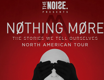 Nothing More Announces North America Tour 2018