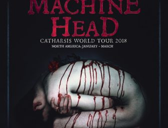 Machine Head Announces 2018 World Tour