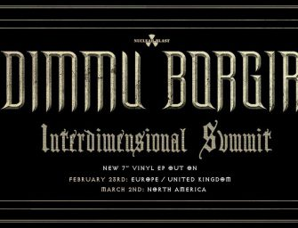 "Dimmu Borgir's anticipated new album ""Eonian"" announced!"