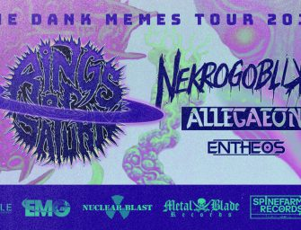 Rings of Saturn Announces 'The Dank Meme' Tour