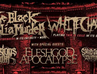 The Black Dahlia Murder and Whitechapel Hit the Road!