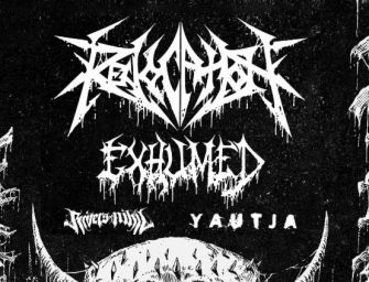 Revocation Announces Headlining Tour w/Exhumed, Rivers Of Nihil, and Yautja
