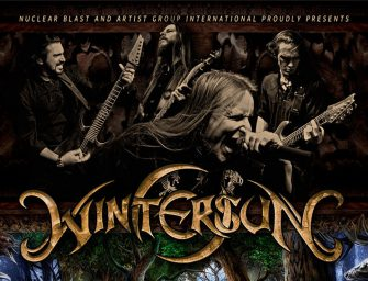 Wintersun Announces North American Forest Tour 2018