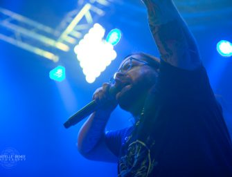 "The Black Dahlia Murder's ""Nightbringers"" and Whitechapel's ""This Is Exile"" Rock Gas Monkey Live!"
