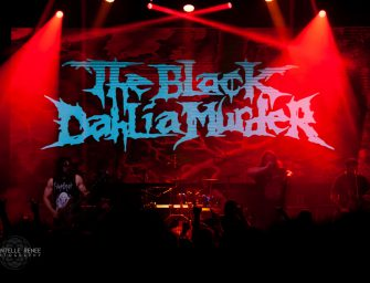 Trevor Strnad, The Black Dahlia Murder: Interview