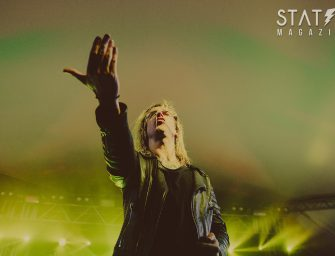 Underoath: Erase Me 2018 Tour, Live in Austin