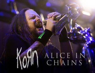 Korn and Alice in Chains Summer Tour 2019
