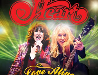 Love Alive and Well | Heart Love Alive Tour 2019 – with Joan Jett and Elle King
