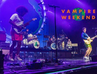 Vampire Weekend – Father of The Bride Tour 2019